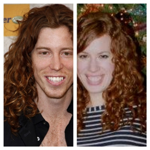 shaun white and i
