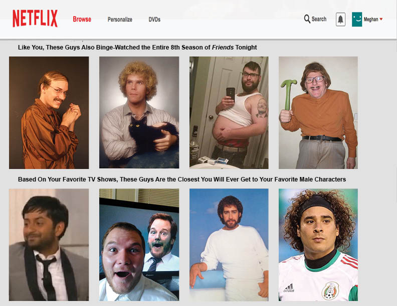 Netflix Dating